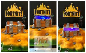 Fortnite Collage