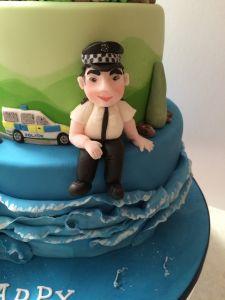 policeman; model