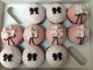 quilted cupcakes