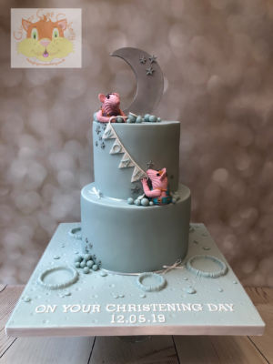 clangers christening cake