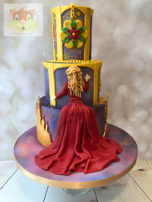 Anastasia cake