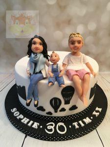 Bristol cake