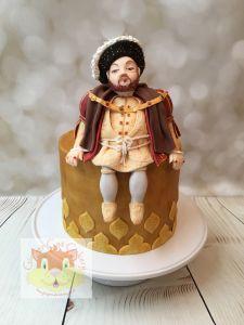 Henry VIII model