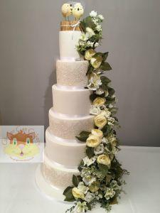 wedding silk flowers